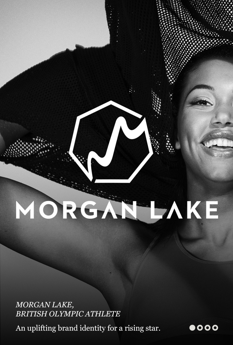 Morgan Lake home page mobile
